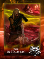 The Witcher Fanart entry03 by tambraxx