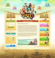 Vast Ragnarok Online Web by tambraxx