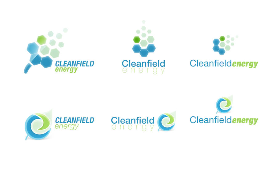 Cleanfield energy brand study by tambraxx on deviantart for Energy efficient brands