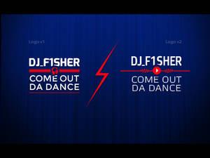 dj F1sher logov1+v2