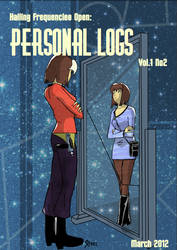 Personal Logs 2, Front Cover - Reflections by Kirok-of-LStok