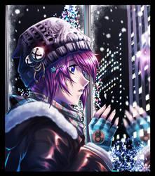 winter by DeEtta