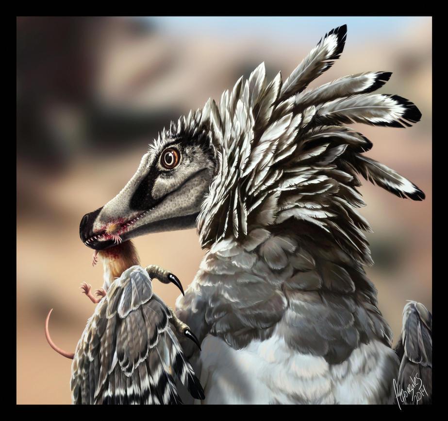 Velociraptor by DeEtta
