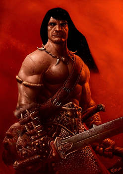 Conan by SpineBender
