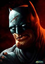 Dark Knight Returns by SpineBender
