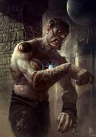 Monster by SpineBender