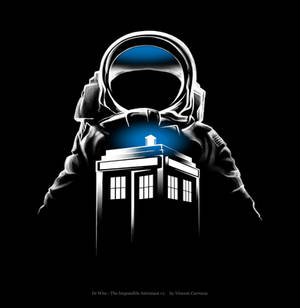 Dr Who Impossible Astronaut v1