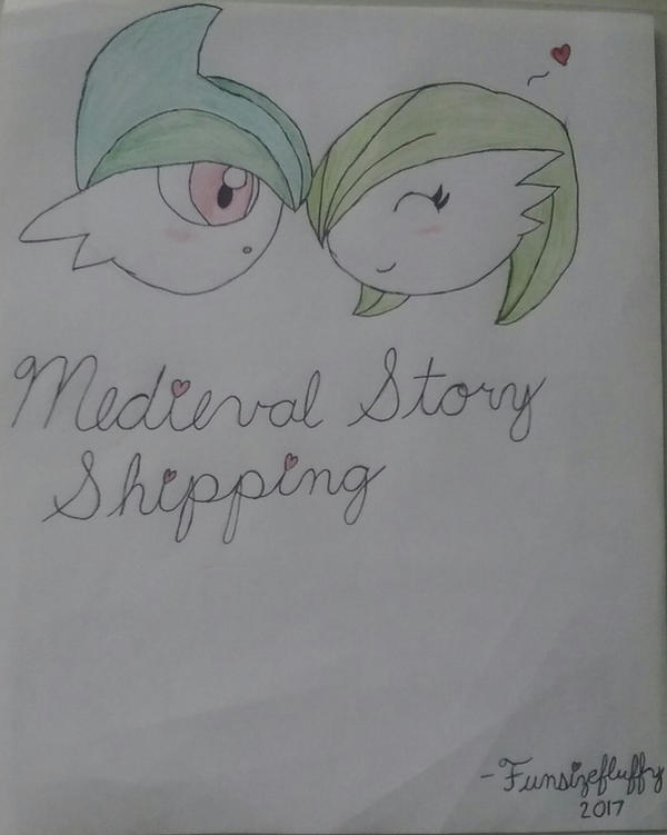 MedievalStoryShipping by Funsizefluffy