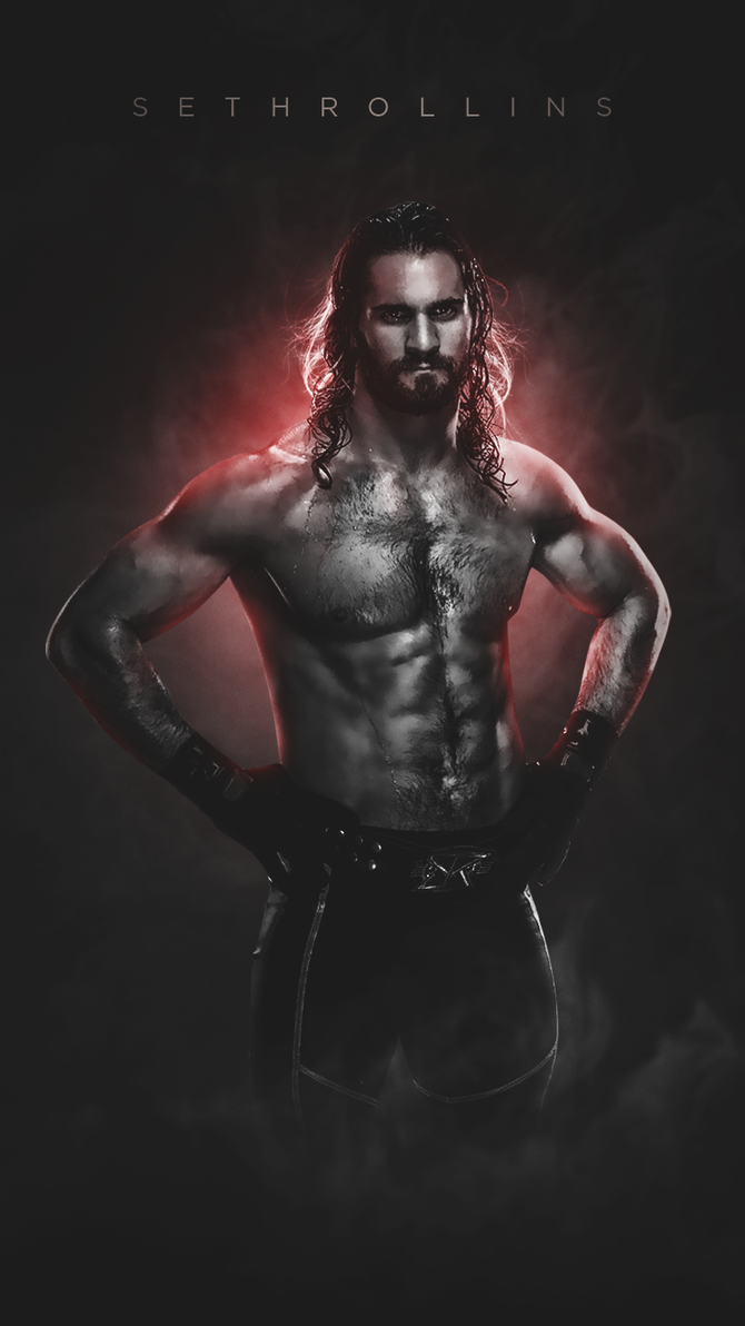 seth rollins - iphone 6 wallpaperblitzfinn on deviantart