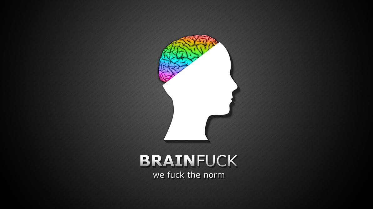 Brainfuck Wallpaper by Goerni