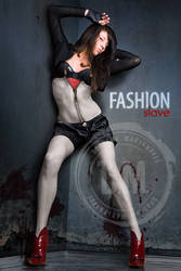 Fashion Slave by GRAPHICSOUL
