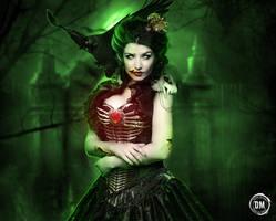 Esmeralda-zombie queen