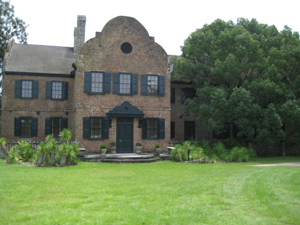 Middleton place house museum by carise on deviantart for Middleton home