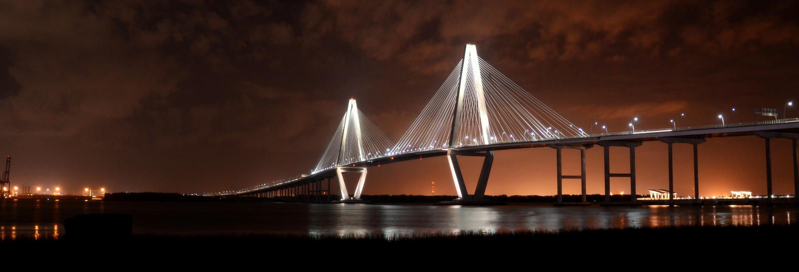 Cooper River Bridge 2 by Carise