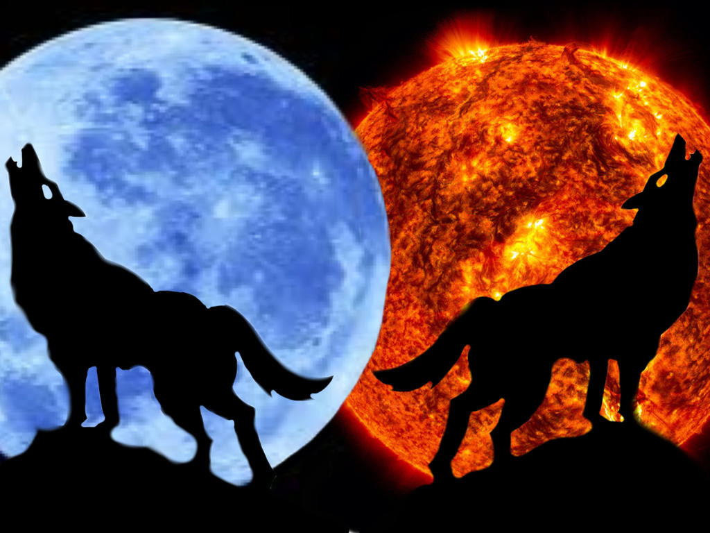 red sun blue moon differences - photo #12