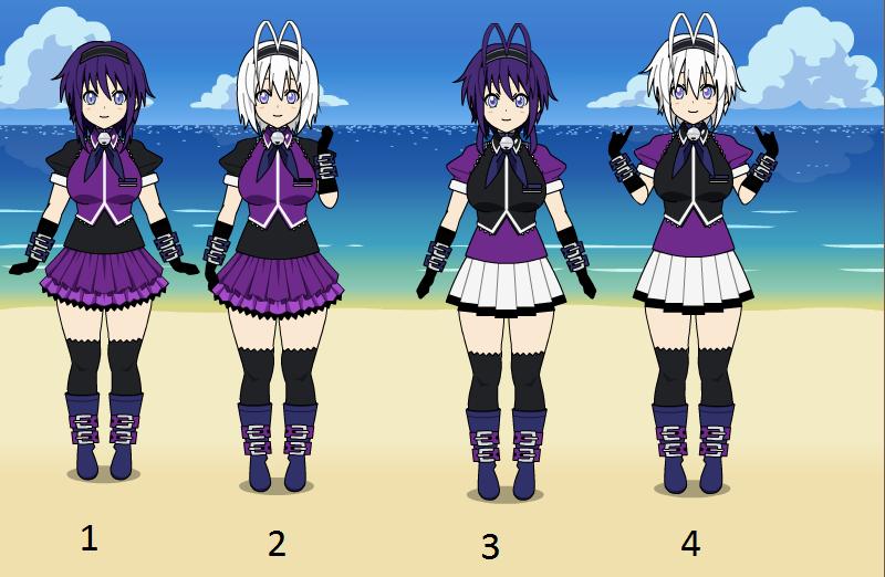 Character Design Help : Beyblade oc character designs need help plz by diamond