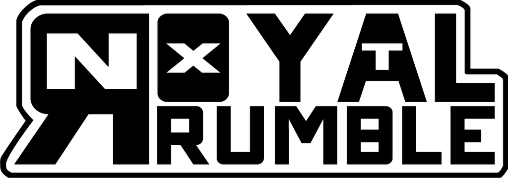 nxt royal rumble logo - 2iamrockenbach on deviantart