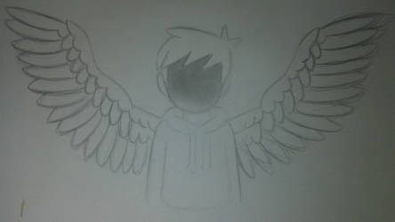 Angel Wings by ChibiAsh07