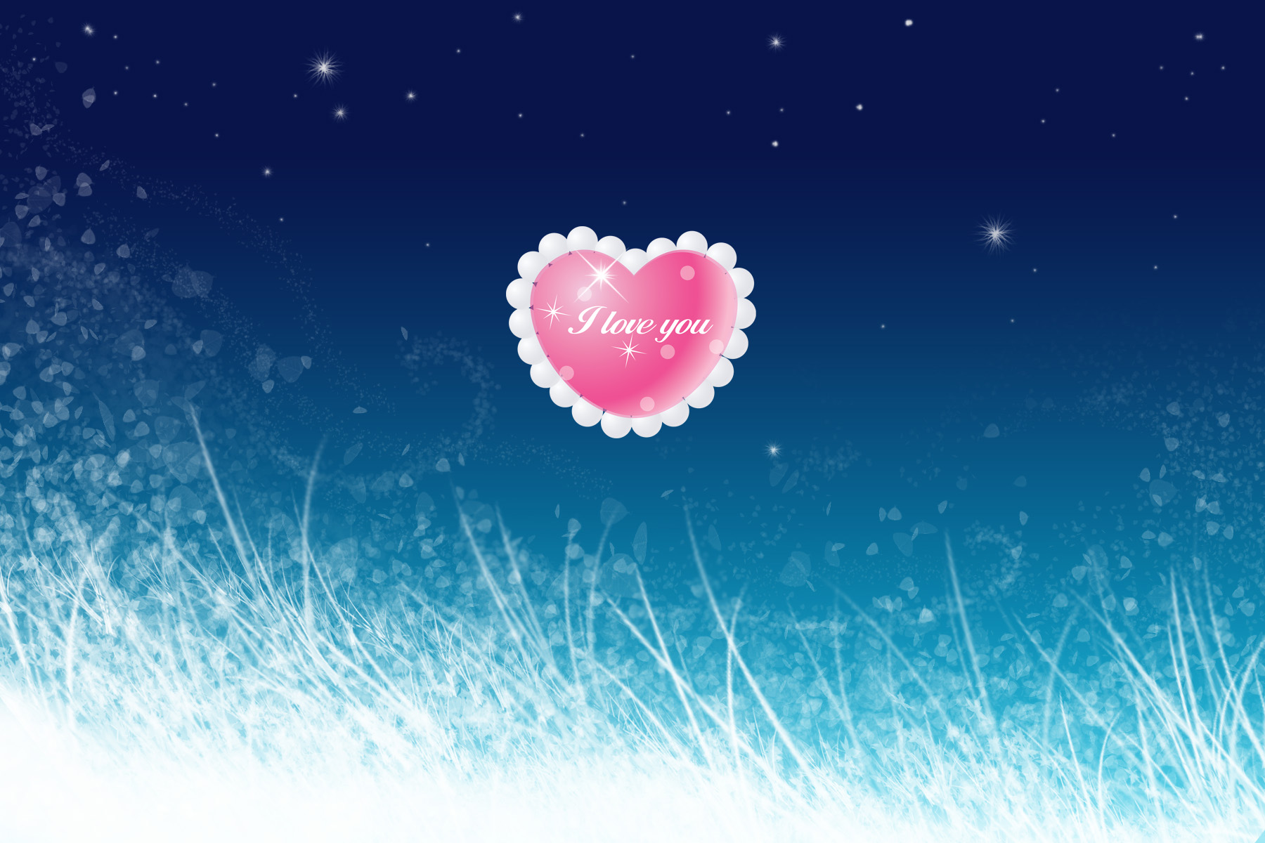I love you by michaelmknight