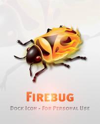 Firebug Dock Icon