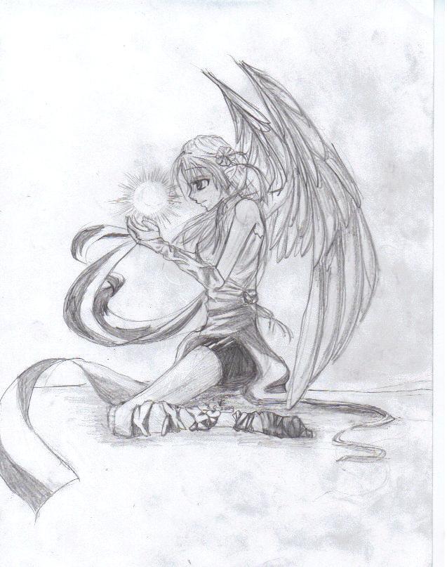 Last hope by Mangamania13