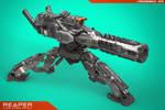 REAPER Pulse Plasma Railgun