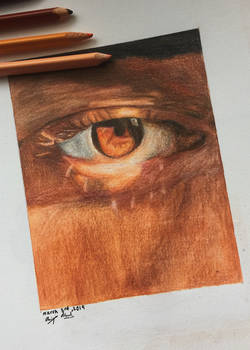 honeycomb eyes