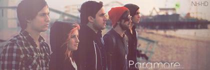 Paramore by NikeHeadHD