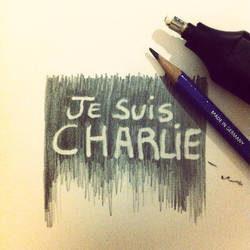 Je suis ... by Mercredy
