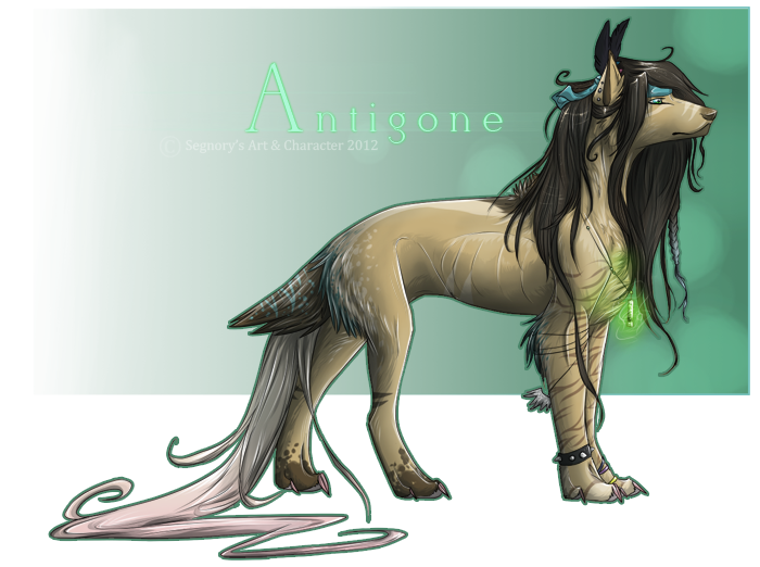 Antigone. by Eredhys