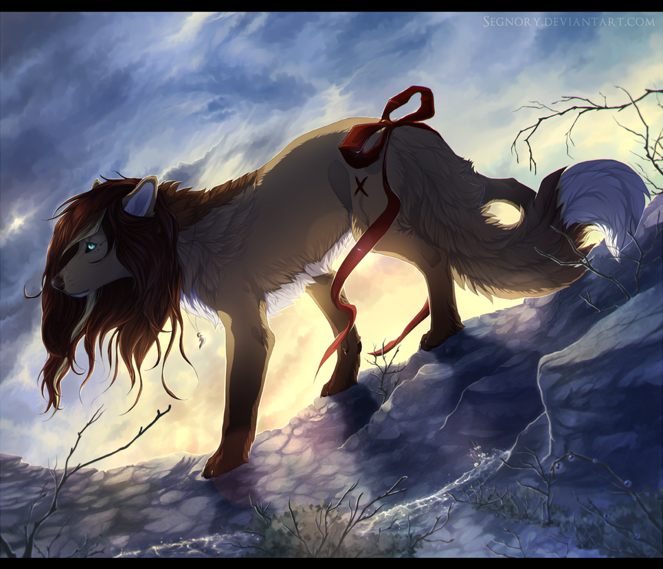 Morning Breeze - Commission. by Eredhys