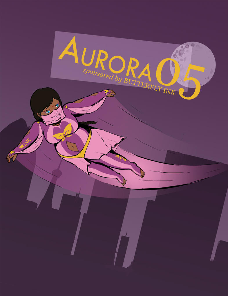 Aurora 05, here to save the day! by kuramay