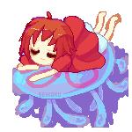 Ponyo Nap by Seikoru