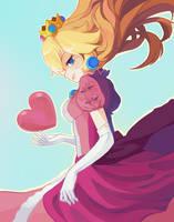 Super Smash Bros. - Peach by Seikoru