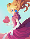 Super Smash Bros. - Peach