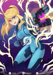 Super Smash Bros. - Zero Suit Samus