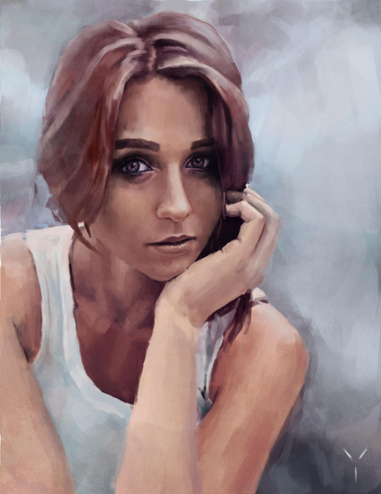 Juli by Ganibhal