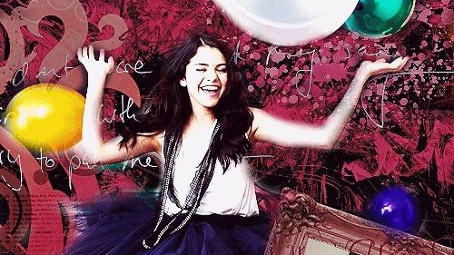 Gif Selena Gomez by MaryDeGomez