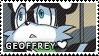 Geoffrey Stamp by bombermens
