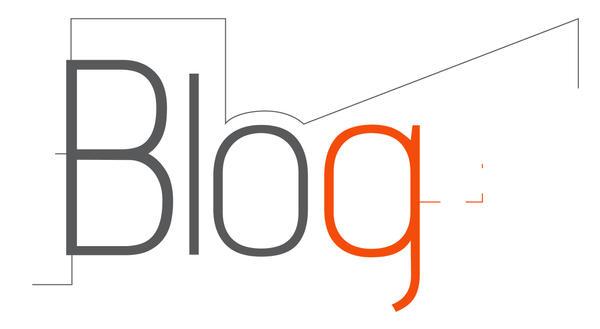 Blog logotype by desanty