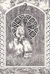 Slavic sorceress