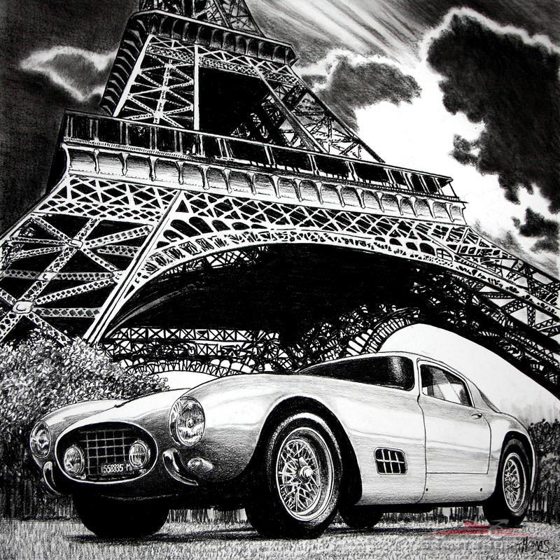 Eiffel Tour de France 0507GT