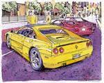 Yorkville Exotics Show - Ferrari F355