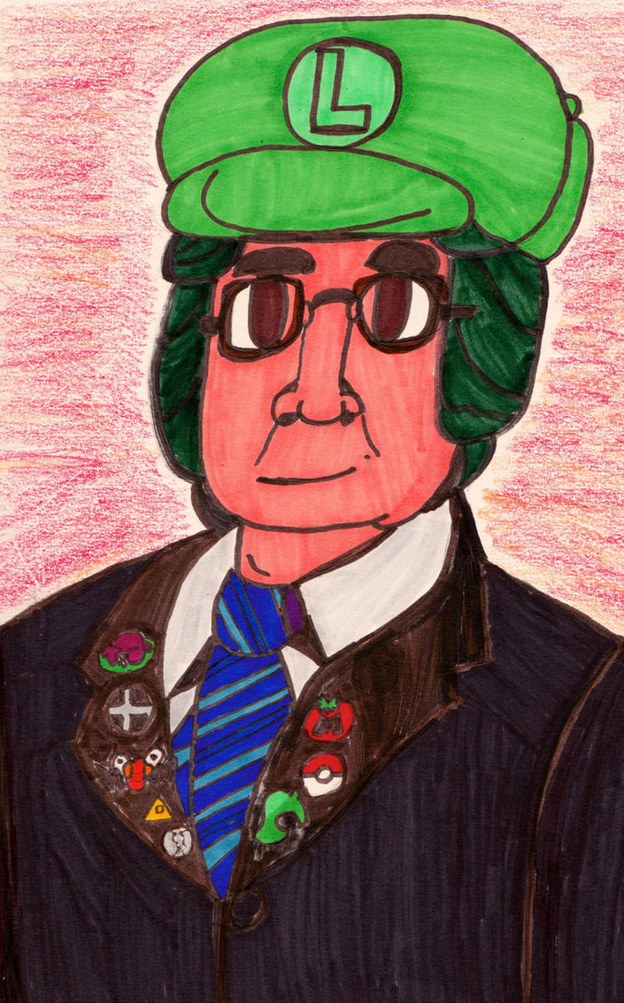 Mr. Satoru Iwata by Leonman-42