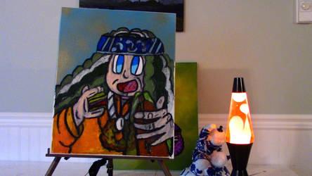 Billy the Fridge by SlimStephen