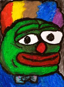 30 minute pastel challenge  Honk Honk