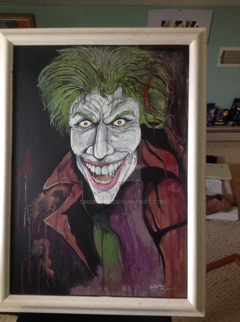 Joker madness by cmerwin6
