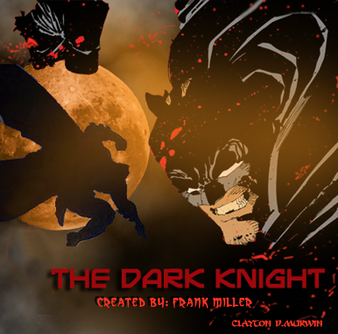 The Dark Knight by cmerwin6