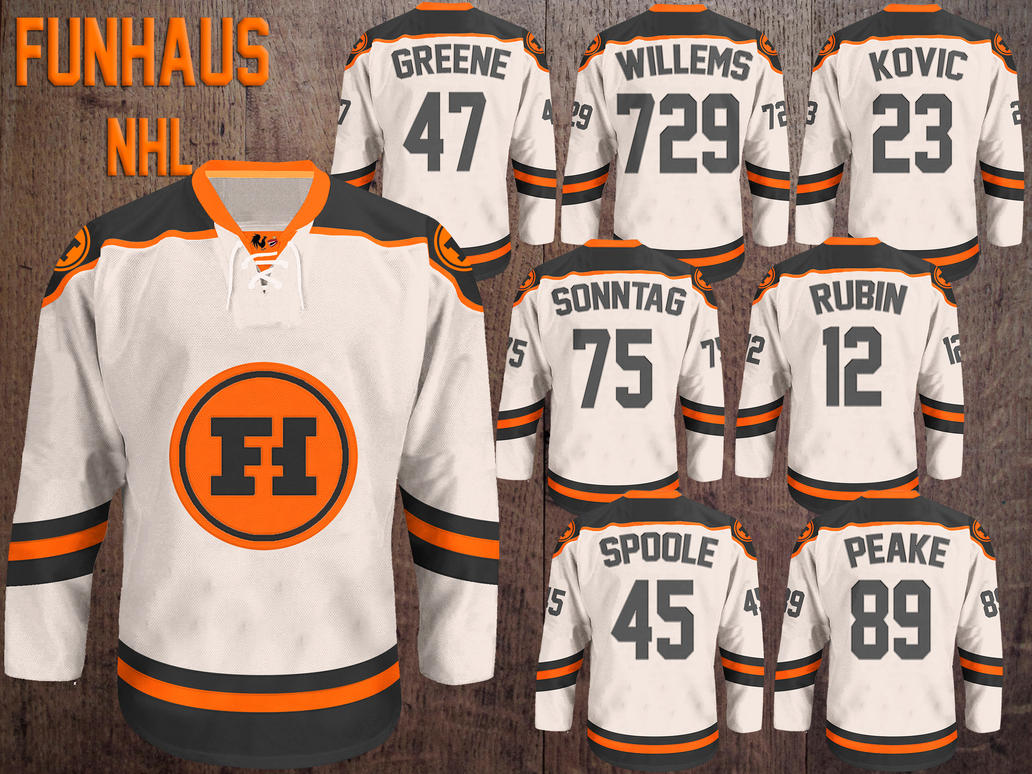 Funhaus jersey