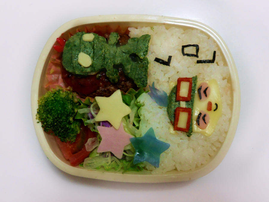 League of Legends bento tutorial by minicuteclub